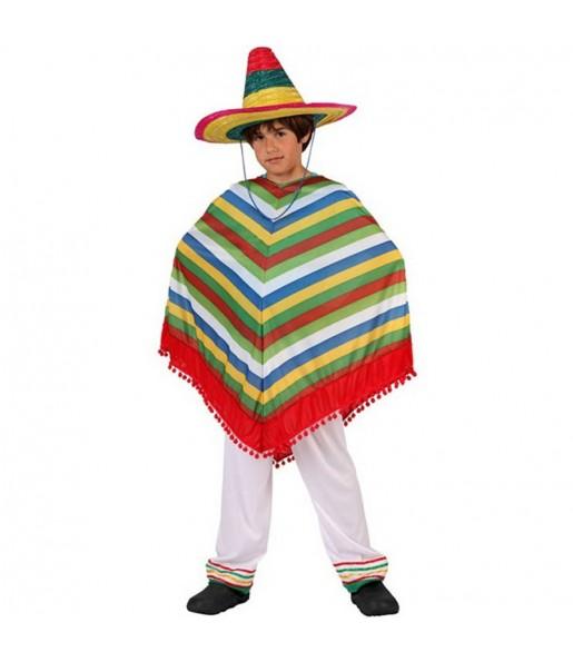 Disfraz de Mejicano