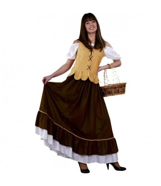 Disfraz de Mesonera para mujer