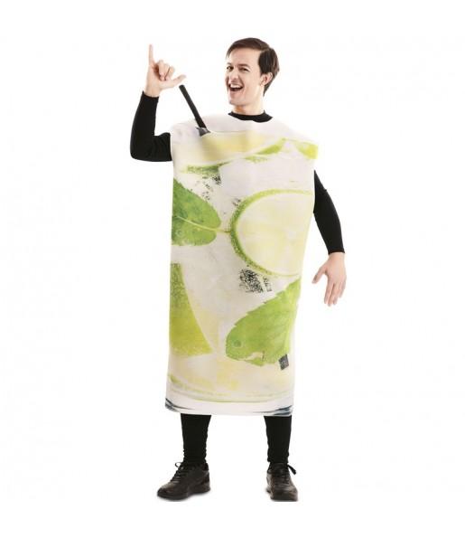 Disfraz de Mojito Cubano para adulto