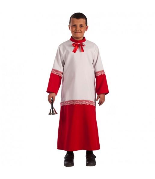 Disfraz de Monaguillo para niño