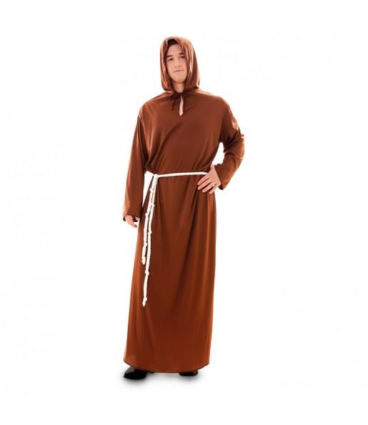 Disfraz de Monje Marrón