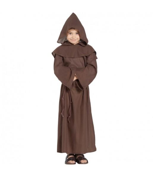 Disfraz de Monje para niños