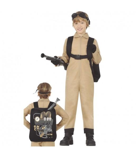 Disfraz de Mono Cazafantasmas para niños