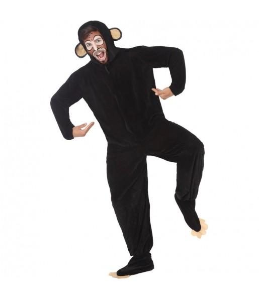Disfraz de Mono Chimpancé adulto