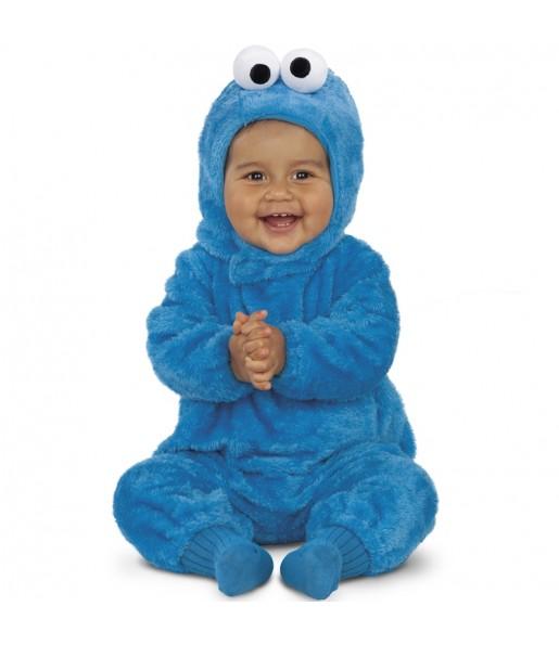 Disfraz de Monstruo de las Galletas para bebé