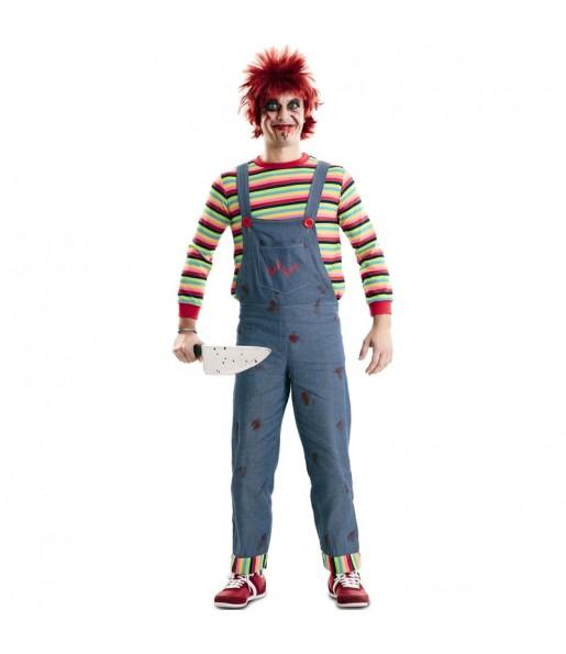 Disfraz de Muñeco Diabólico Chucky