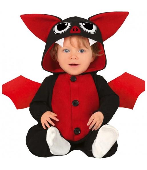 Disfraz de Murciélago Halloween para bebé