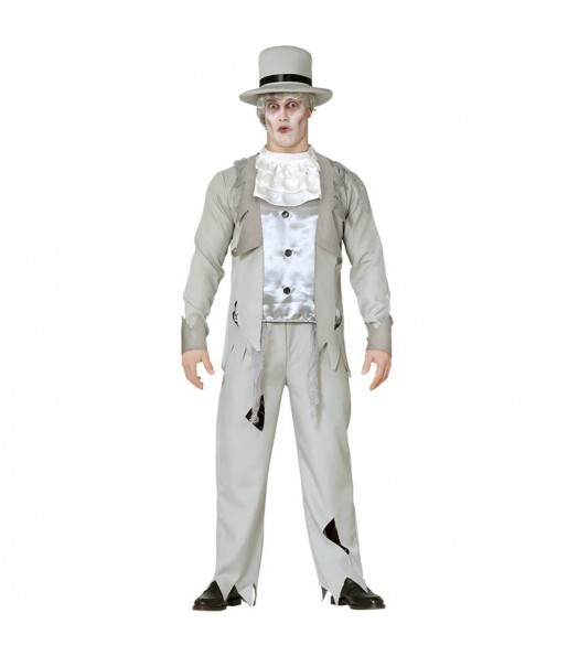 Disfraz de Novio fantasma para hombre