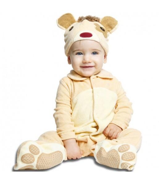 Disfraz de Osito con chupete para bebé