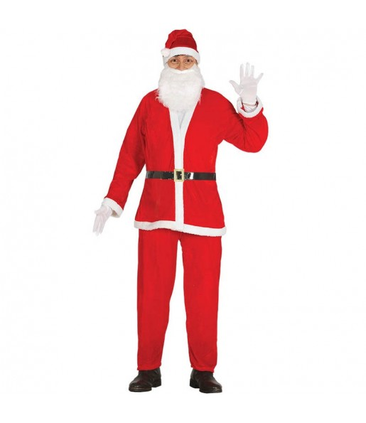 Disfraz de Papá Noel Barato