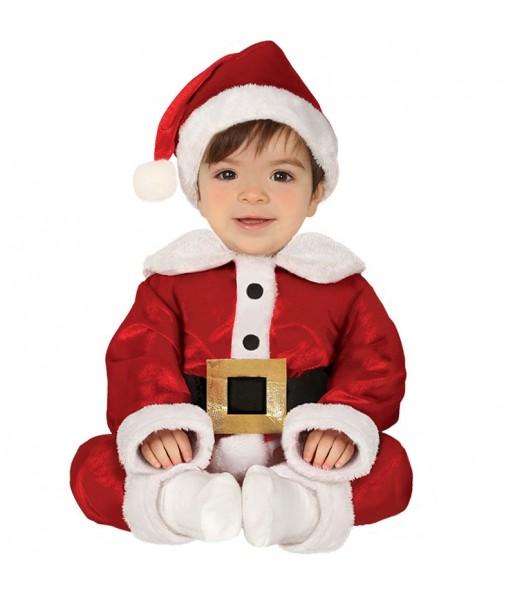 Disfraz de Papá Noel Navidad para bebé
