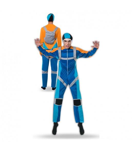 Disfraz de Paracaidista para hombre
