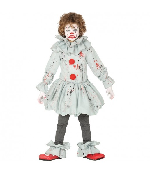 Disfraz de Payaso Asesino IT para niño