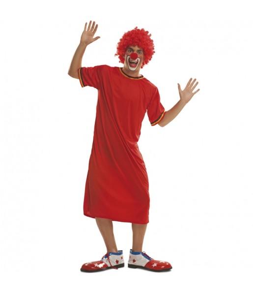 Disfraz de Payaso Rojo Miliki