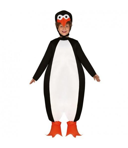 Disfraz de Pingüino Madagascar para niño