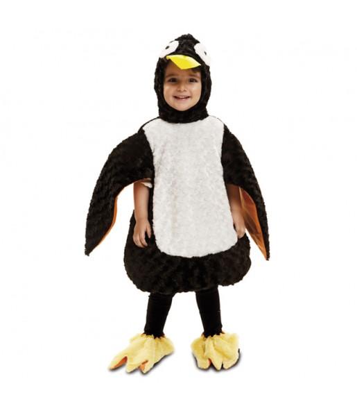 Disfraz de Pingüino Peluche para niños