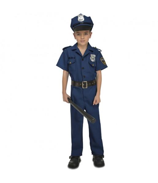 Disfraz de Policía Nueva York para niño