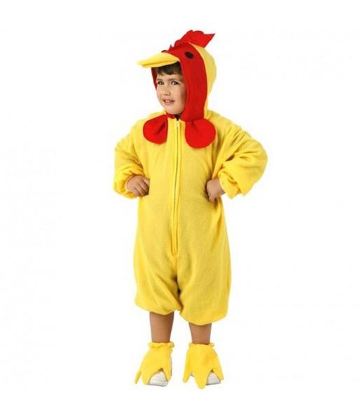 Disfraz de Pollito Amarillo infantil