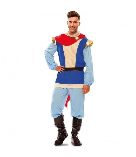 Disfraz de Príncipe Cuento para hombre
