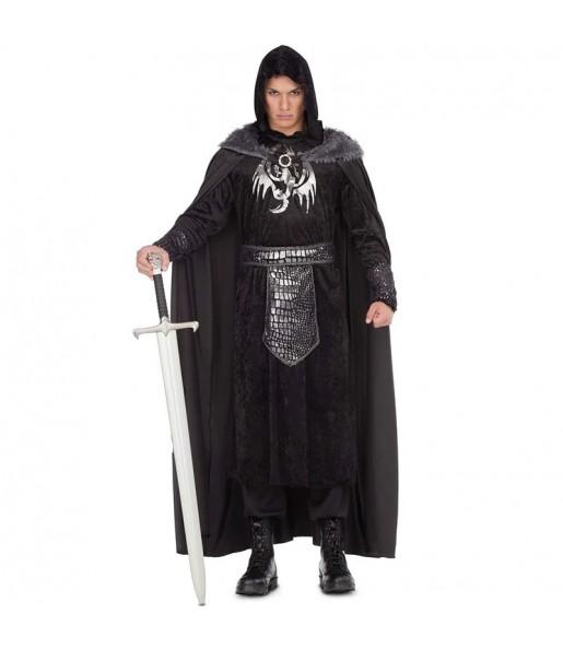 Disfraz Jon Snow Juego Tronos para hombre