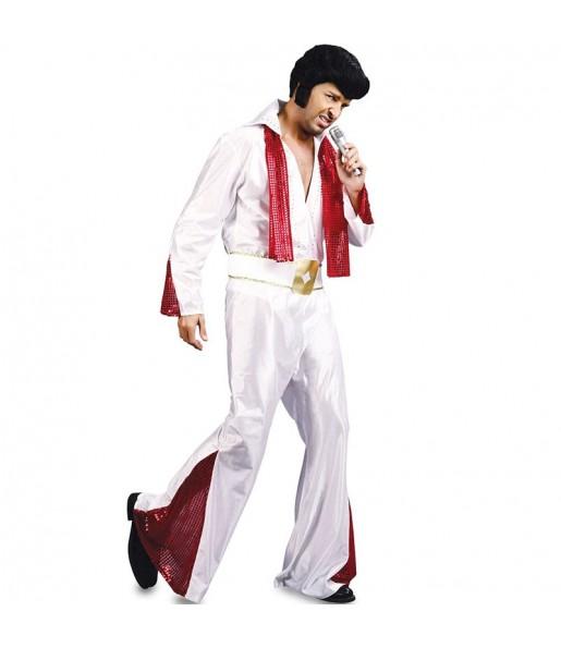 Disfraz de Rockero Elvis