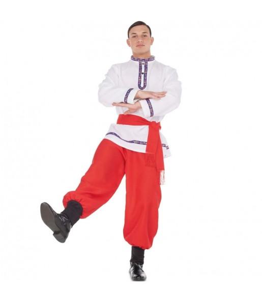 Disfraz de Ruso Clásico para hombre