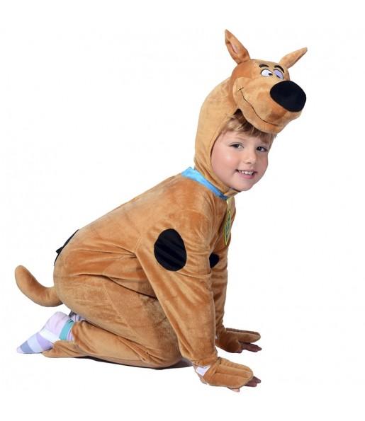 Disfraz de Scooby-Doo para bebé