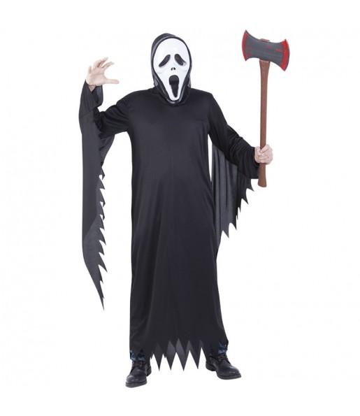 Disfraz de Scream para niño