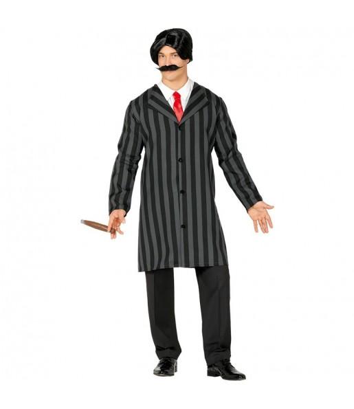 Disfraz de Señor Gomez Addams para adulto