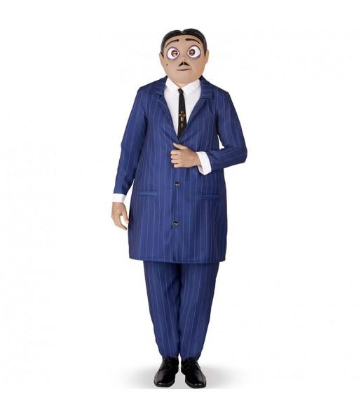 Disfraz de Señor Gómez Familia Addams para hombre