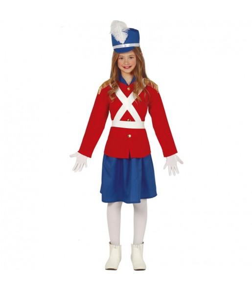 Disfraz de Soldadita de Plomo para niña