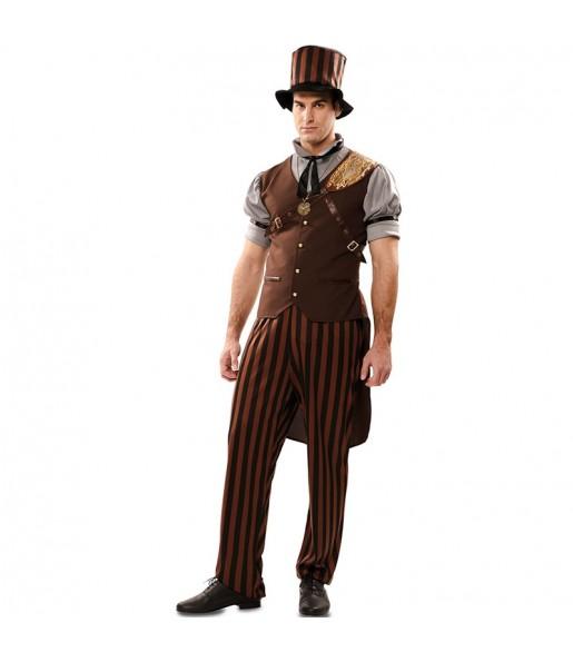 Disfraz de Steampunk Gótico para hombre
