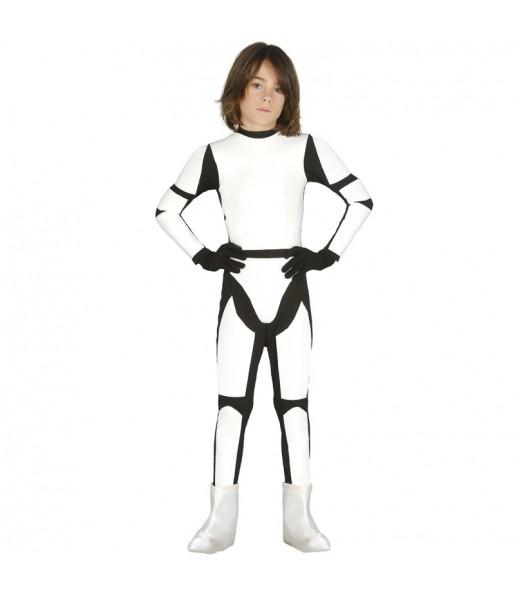 Disfraz de Stormtrooper Imperial para niño