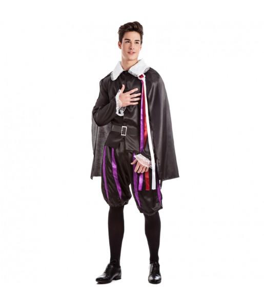 Disfraz de Tuno Universitario para hombre