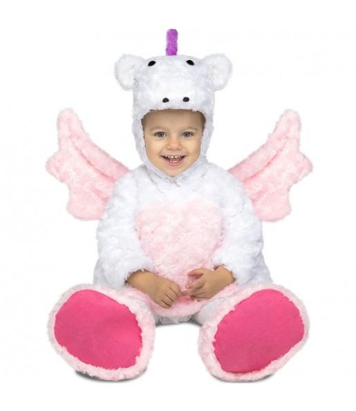 Disfraz de Unicornio Peluche para niños