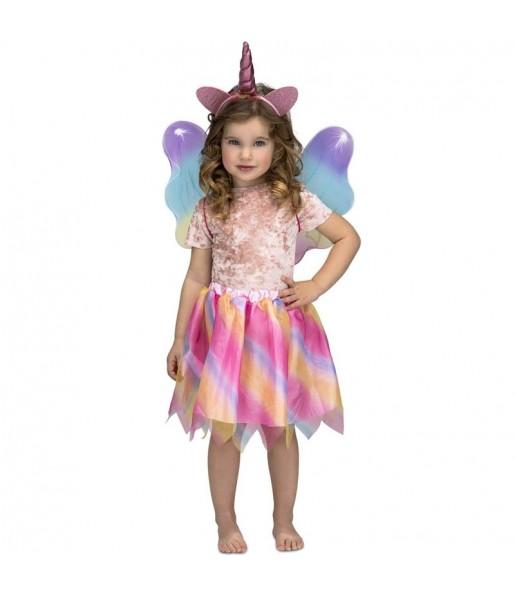 Disfraz de Unicornio Tutú para niña
