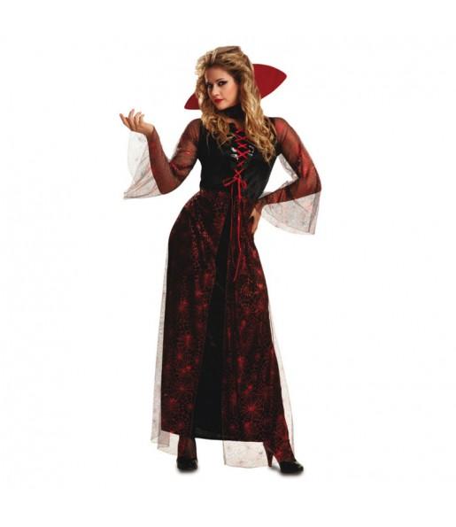 Disfraz de Vampiresa Arácnida para mujer