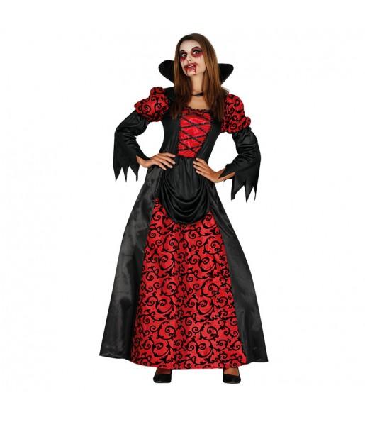 Disfraz de Vampiresa Oscura mujer