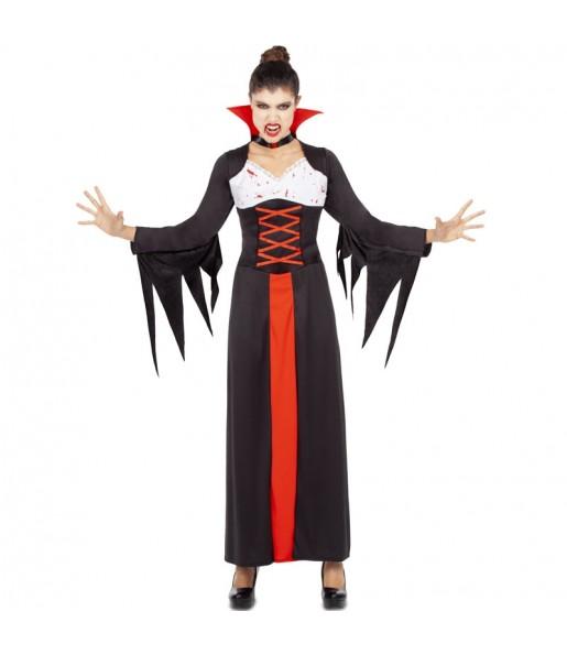 Disfraz de Vampiresa Sangrienta para mujer