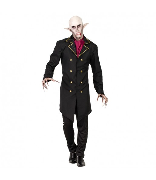 Disfraz de Vampiro Nosferatu adulto