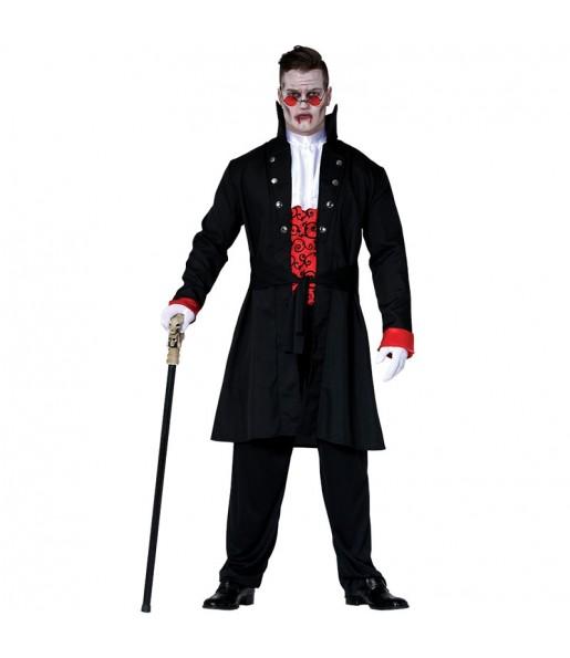 Disfraz de Vampiro Oscuro para hombre