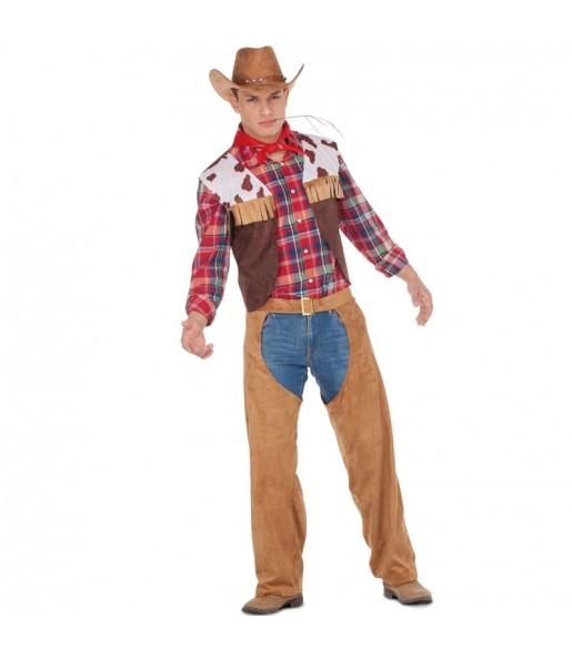 Disfraz de Vaquero Americano para hombre