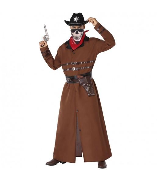 Disfraz de Vaquero Bandido para hombre