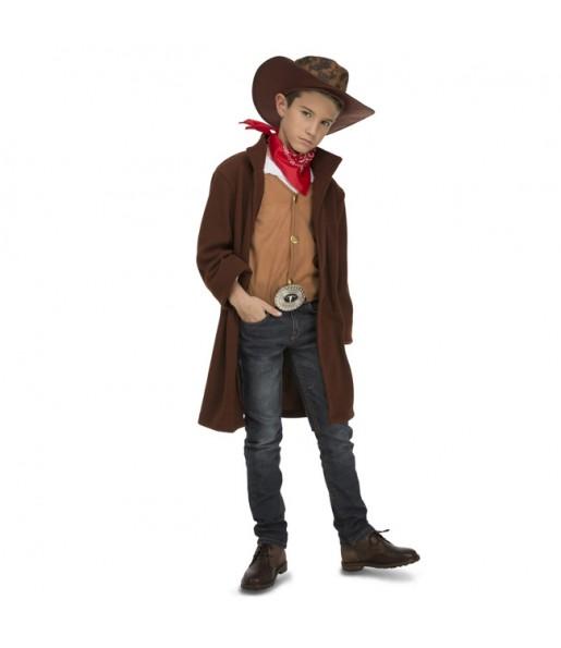 Disfraz de Vaquero Texas para niño