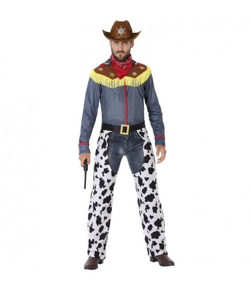 Disfraz de Vaquero Toy Story para hombre