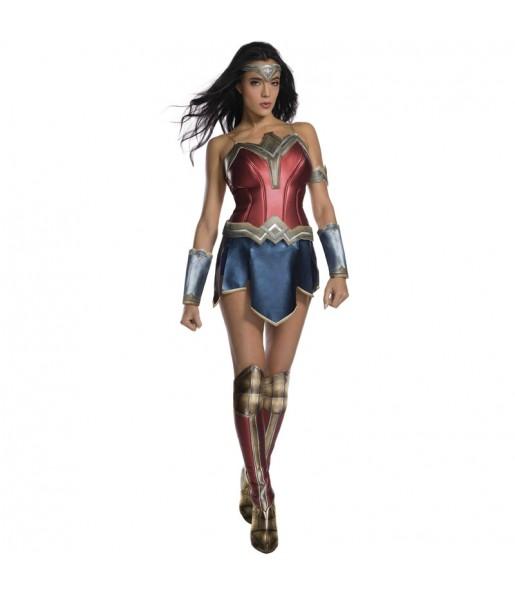 Disfraz de Wonder Woman Deluxe para mujer