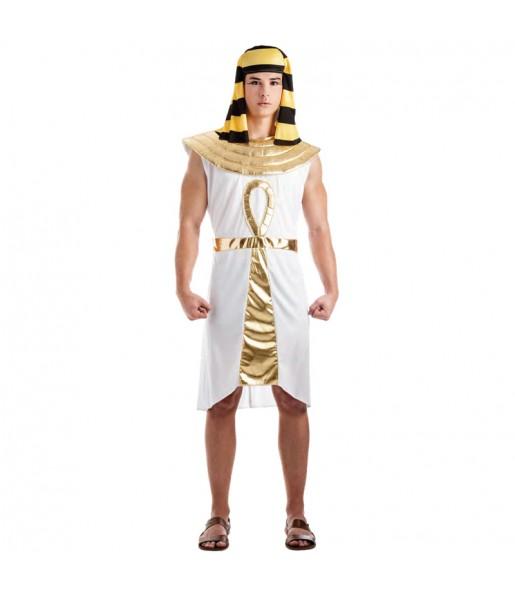 Disfraz de Egipcio Dorado para hombre