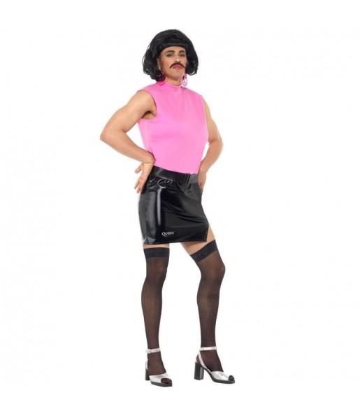 Disfraz de Freddie Mercury I want to break free para hombre
