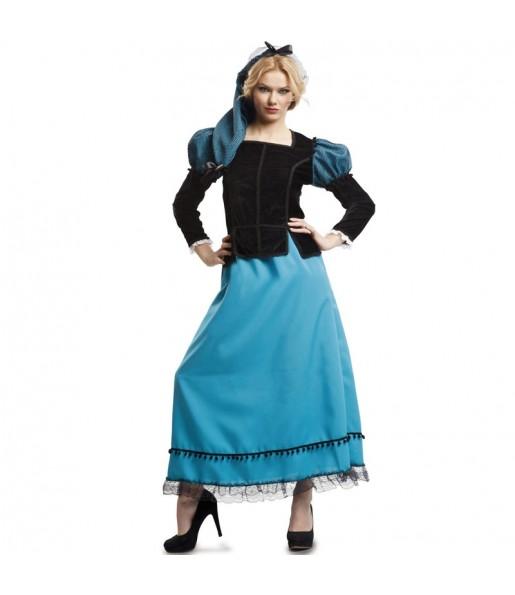 Disfraz de Dama de Época Goya para mujer
