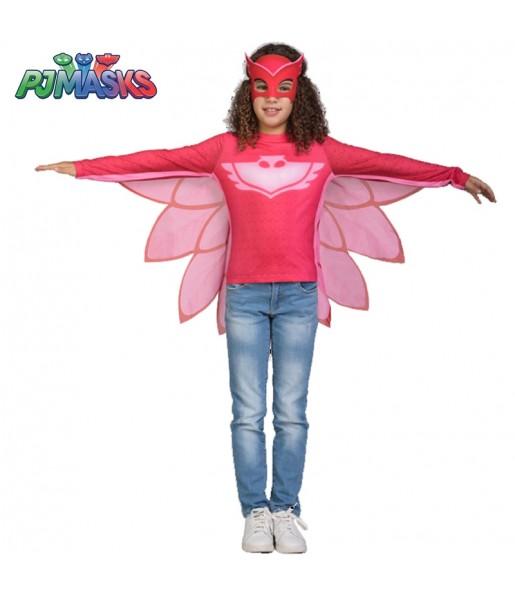 Disfraz PJ Masks Buhíta para niña